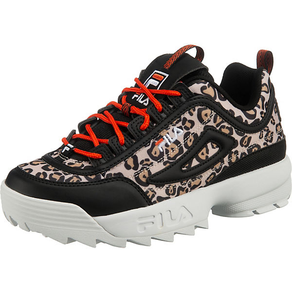 Disruptor Animal Wmn Sneakers Low