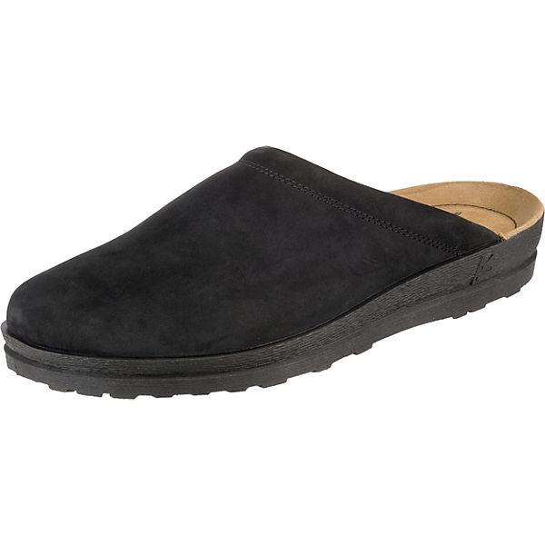 Beste Wahl Beck Bennet Pantoffeln schwarz