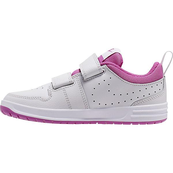 Gutes Angebot Nike Performance  Sneakers Low PICO 5 für Mädchen  weiß
