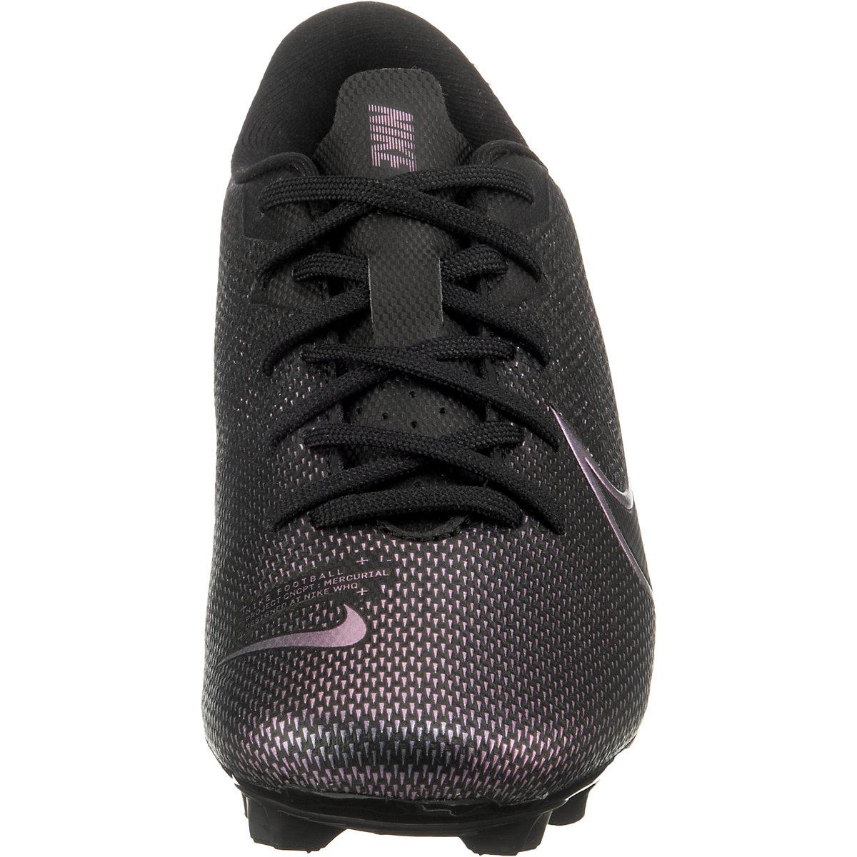 Nike Performance, Fußballschuhe Nocke Vapor 13 Academy Für Jungen, Schwarz