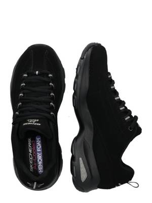 SKECHERS, D'LITES PLAY ON Sneakers Low, schwarz
