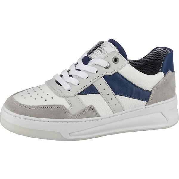 Gutes Angebot BULLBOXER Sneakers Low für Jungen weiß