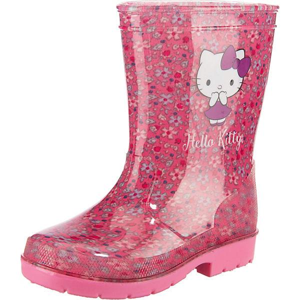 Gutes Angebot Hello Kitty Hello Kitty Gummistiefel für Mädchen pink