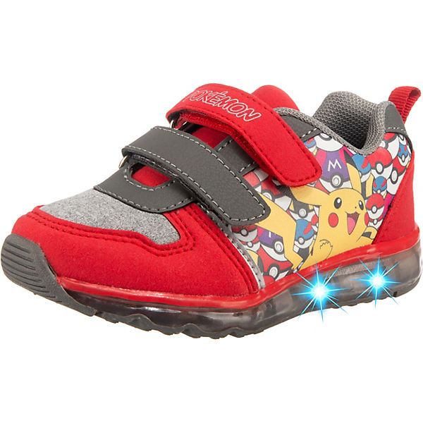 Pokemon Sneakers Low Blinkies für Jungen