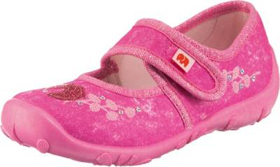 billig MÄDCHEN STIEFEL GR 35 Gefüttert Pink Schwarz Schuhe