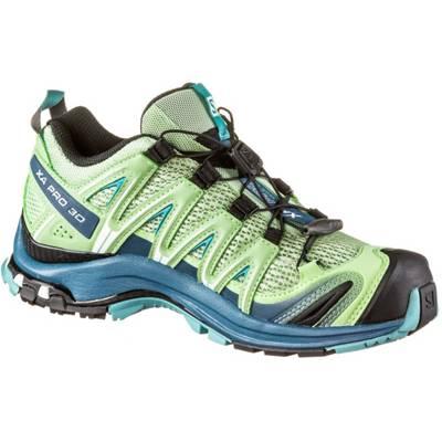 Salomon Schuhe in grün günstig kaufen   mirapodo