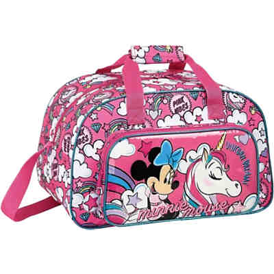 Sporttasche/Reisetasche Minnie Mouse Unicorn Dreams