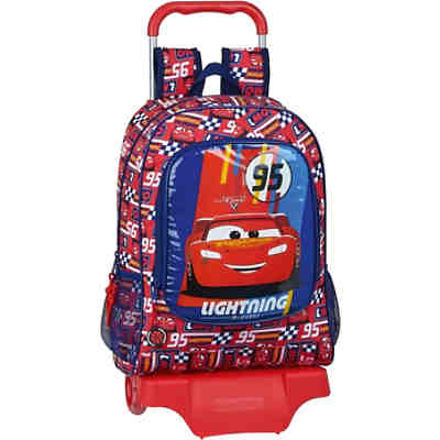 Rucksack mit Trolley Disney Cars Lightning