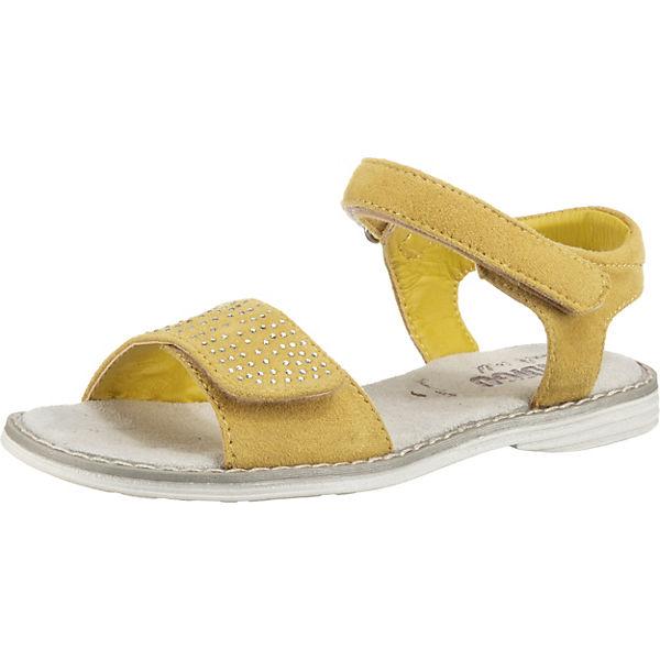 Gutes Angebot INDIGO Sandalen für Mädchen gelb
