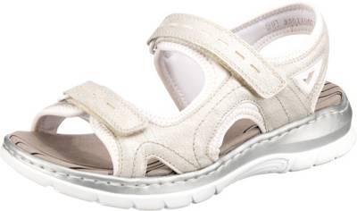 rieker, Klassische Sandalen, weiß | mirapodo Adl5J