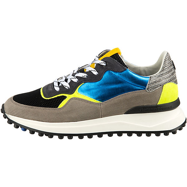 Floris van Bommel Noppi Sneakers Low grau-kombi
