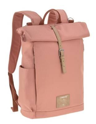 Lässig, Wickelrucksack, Rolltop Backpack, cinnamon, orange