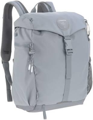 Lässig, Wickelrucksack, Outdoor Backpack, grey, grau