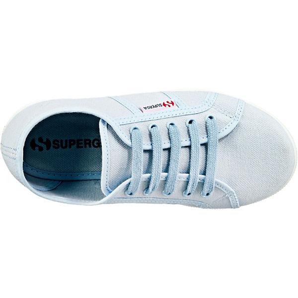 Gutes Angebot Superga®  Sneakers Low TORCHIETTO für Mädchen  hellblau