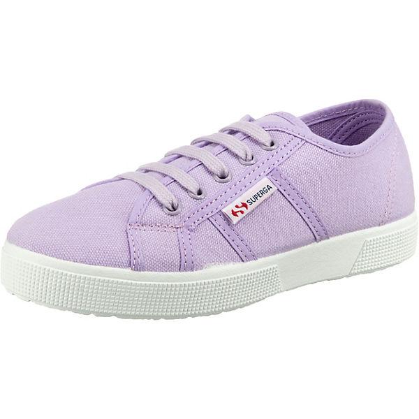 Gutes Angebot Superga® Sneakers Low TORCHIETTO für Mädchen violett