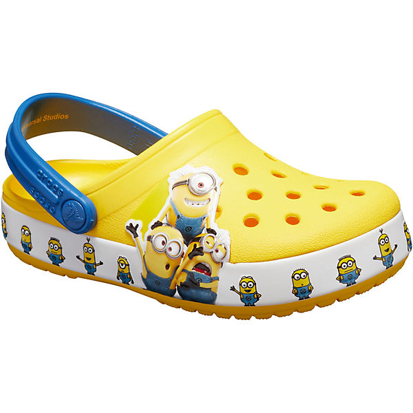Kinder Clogs Minions