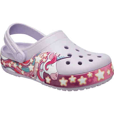 Mini Clogs Crocs FunLab Unicorn Band Cg K Lav W