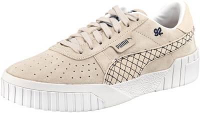 PUMA, Cali Suede X Sg Sneakers Low, beige | mirapodo