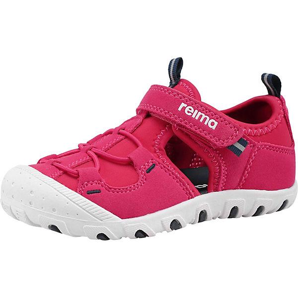 Gutes Angebot Reima Sandalen RHOMBUS für Mädchen pink