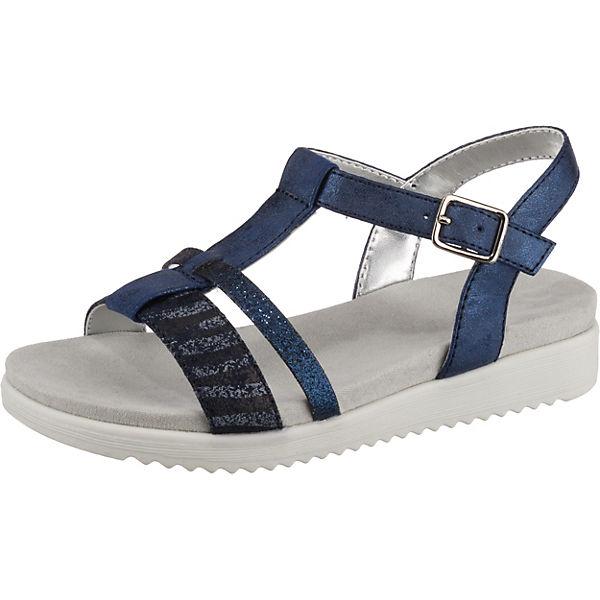 Gutes Angebot SPROX Sandalen für Mädchen dunkelblau