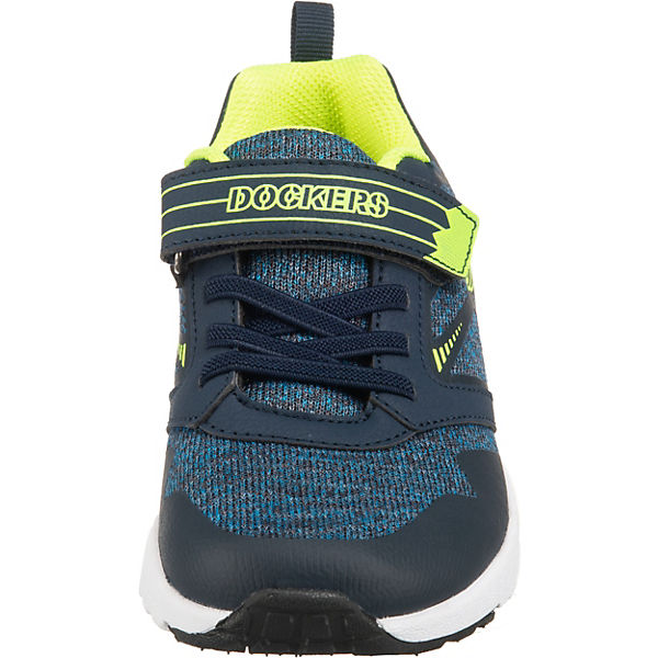 Gutes Angebot Dockers by Gerli  Sneakers Low für Jungen  blau