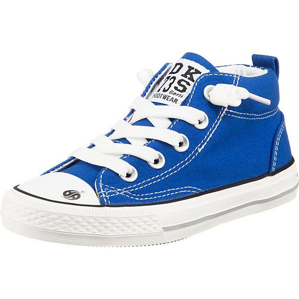 Gutes Angebot Dockers by Gerli Sneakers High für Jungen blau
