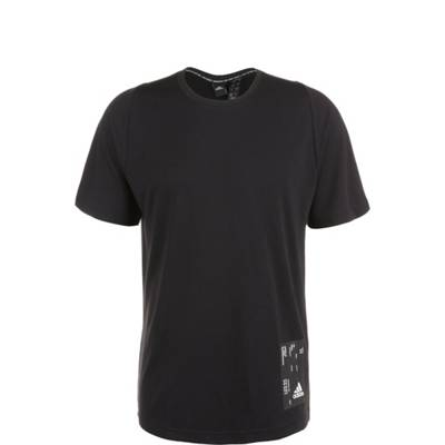 adidas Performance, Kinder T Shirt, schwarz | mirapodo