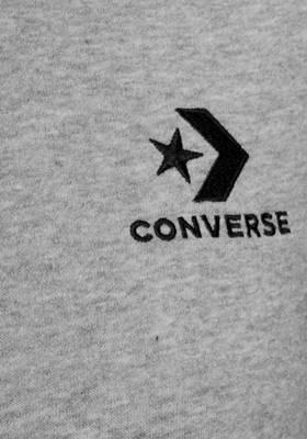 CONVERSE, Heat Map Sweatshirt Herren, schwarz | mirapodo