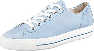 Paul Green, Super Soft Pauls Sneakers Low, hellblau