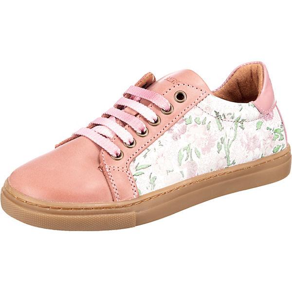 Gutes Angebot bundgaard Sneakers Low ROSELIL LACE für Mädchen rosa