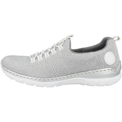 rieker, Rieker Damen Sneaker Glattleder in rot N5320 35 5jTqm