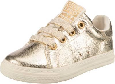 GIOSEPPO, Sneakers RAEREN für Mädchen, gold