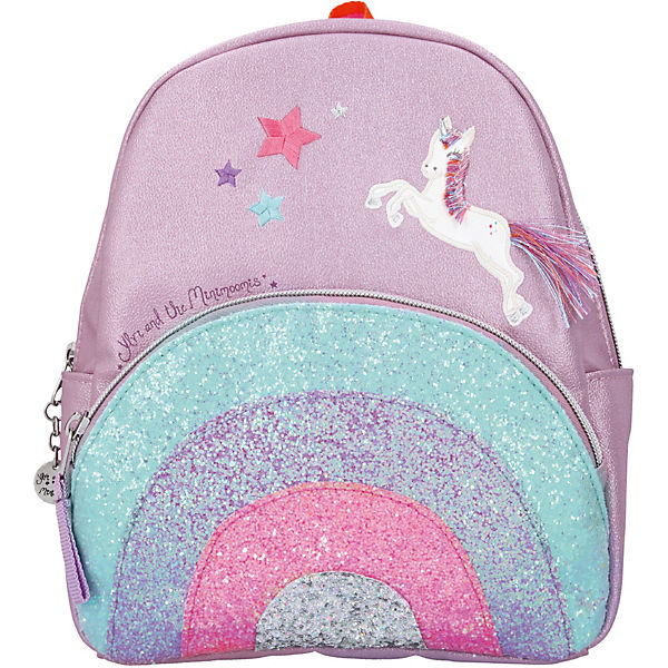 Ylvi and the Minimoomis Mini-Rucksack Glitter NAYA