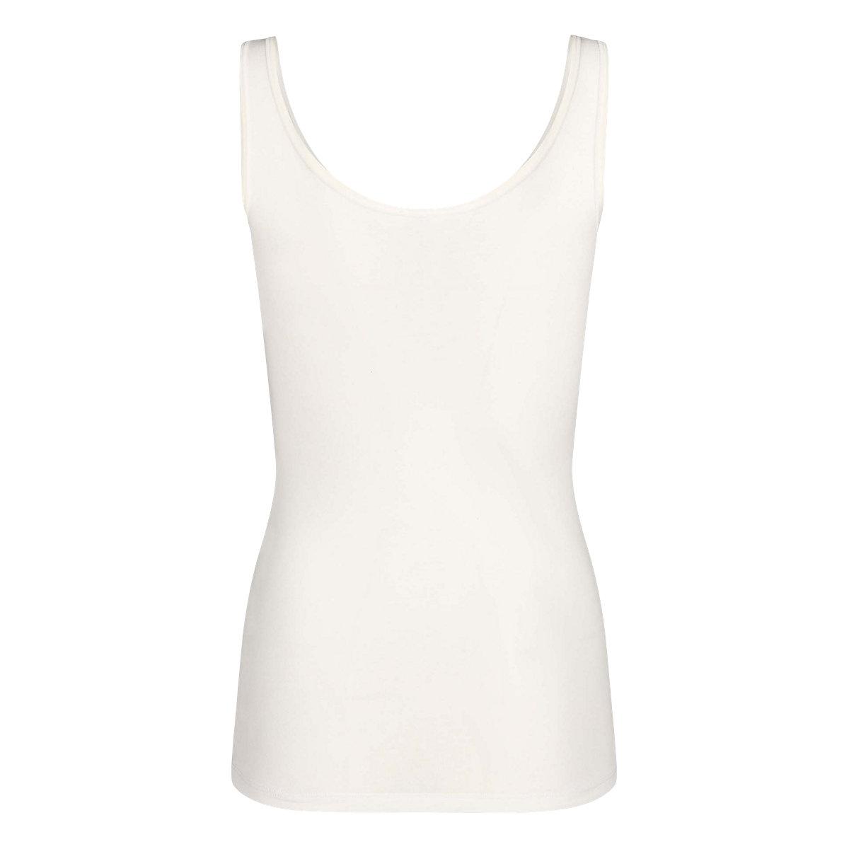 SKINY® Skiny Tank Top Advantage Cotton im 2er Pack Unterhemden gelb