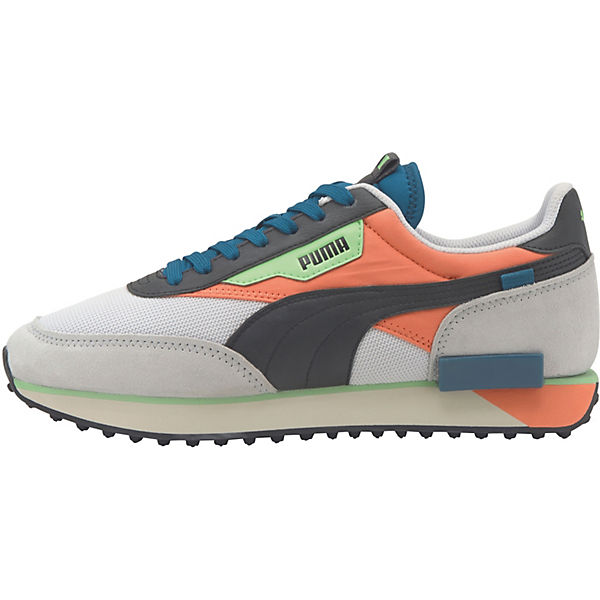 Future Rider Neon Play Sneakers Low