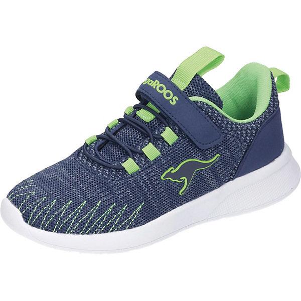 Gutes Angebot KangaROOS Kinder Sneakers Low blau