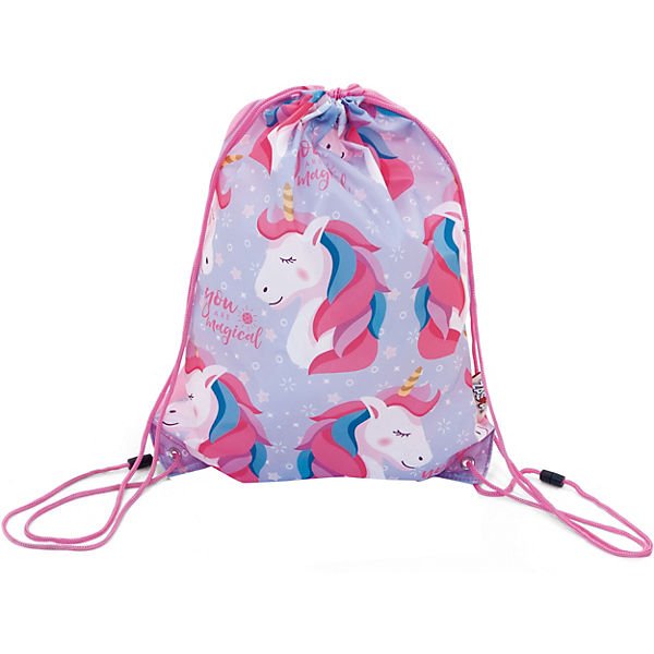 "Sportbeutel/Matchsack ""Unicorns are awesome"""