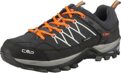 CMP Herren Trekking Outdoor Schuhe Wanderschuhe Rigel Low