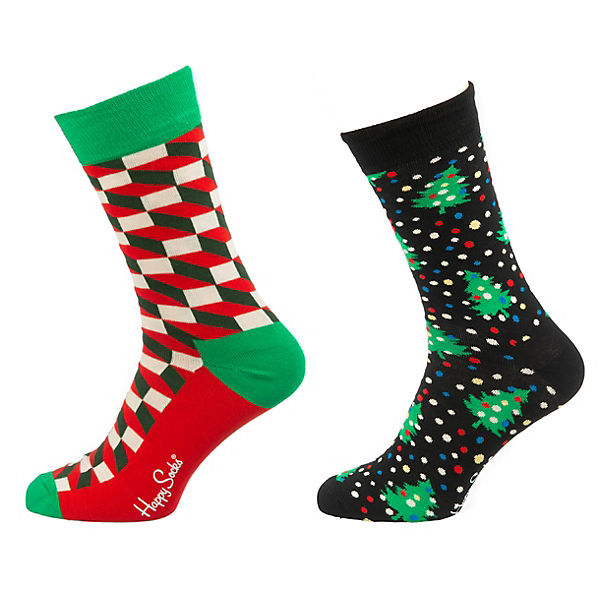 2-pack Holiday Socks Gift Set Socken