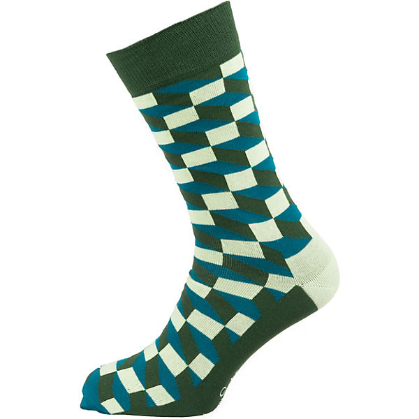 Filled Optic Sock Socken