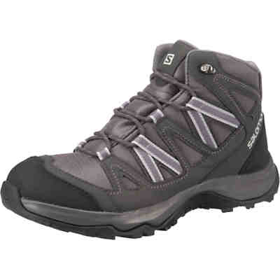 Shoes Leighton Mid Gtx W  Wanderstiefel