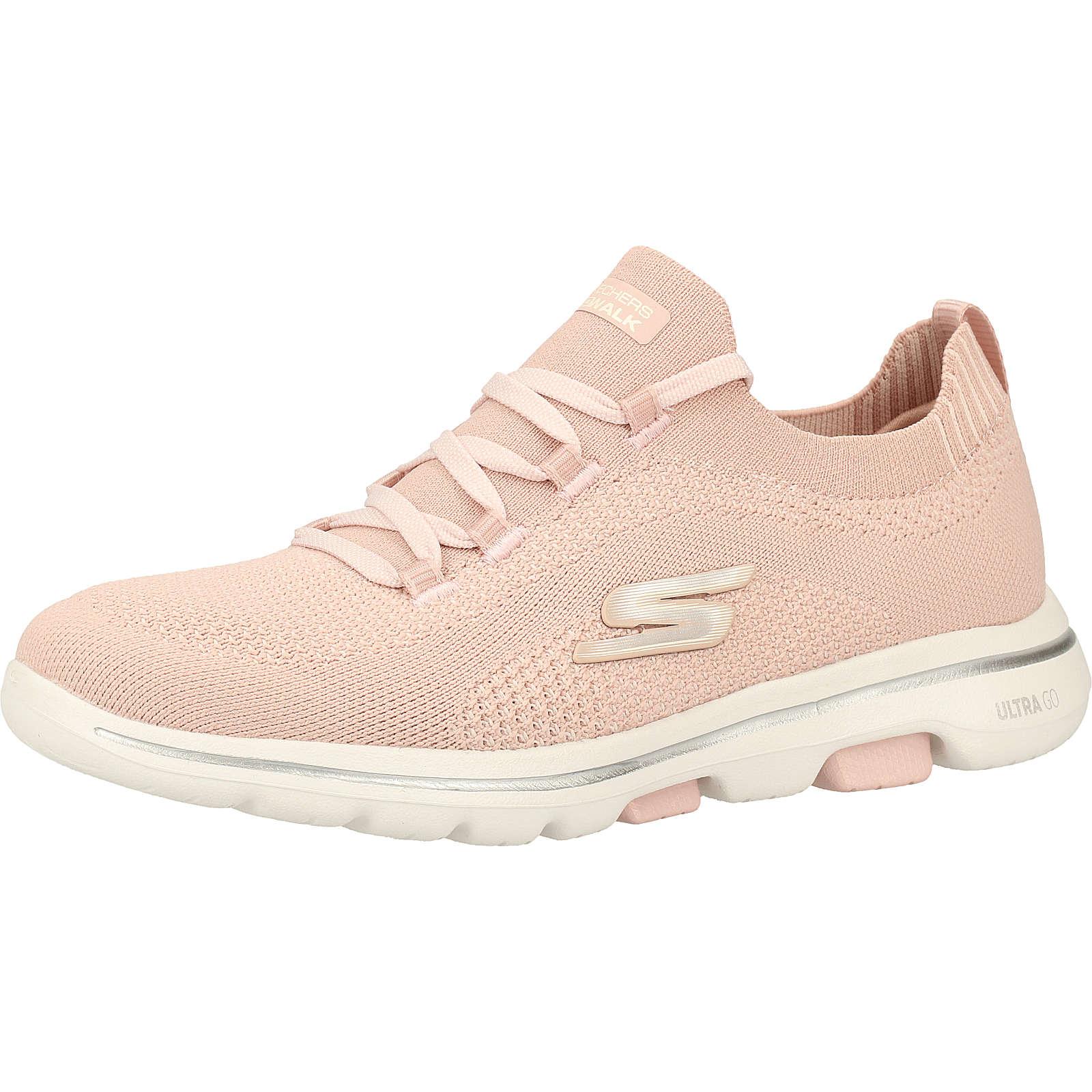 Skechers Sneaker Sneakers Low Pink Damen Gr. 39