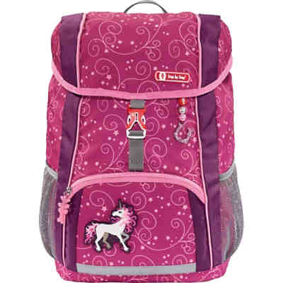 Kinderrucksackset KID Unicorn, 3-tlg.