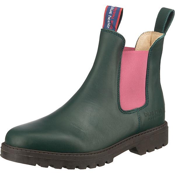 Erstaunlicher Preis Blue Heeler Meryl Chelsea Boots dunkelgrün