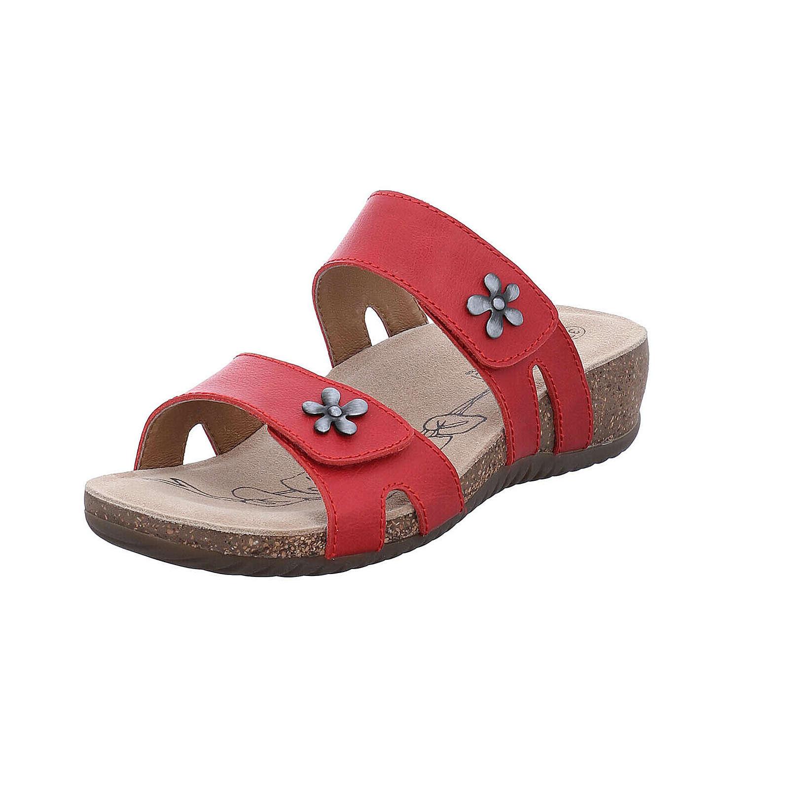 Josef Seibel Sandale Natalya 12 Klassische Sandalen rot Damen Gr. 39