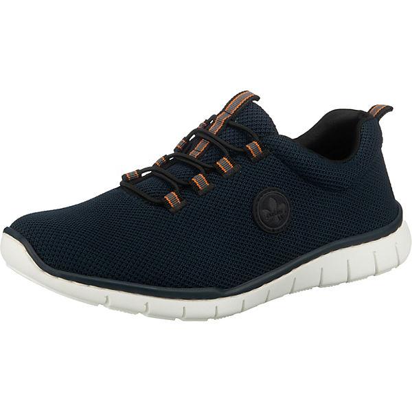 Beste Wahl rieker Sneakers Low blau