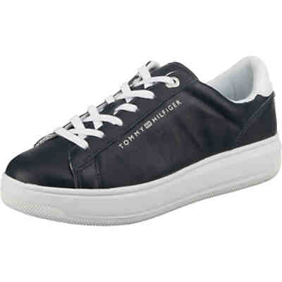 Leather  Cupsole Sneakers Low