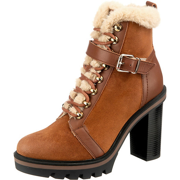 Tommy Warm Lined High Heel Boot Winterstiefeletten