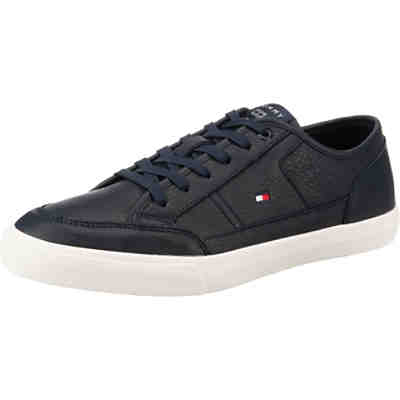 Core Corporate Leather Vulc Sneakers Low