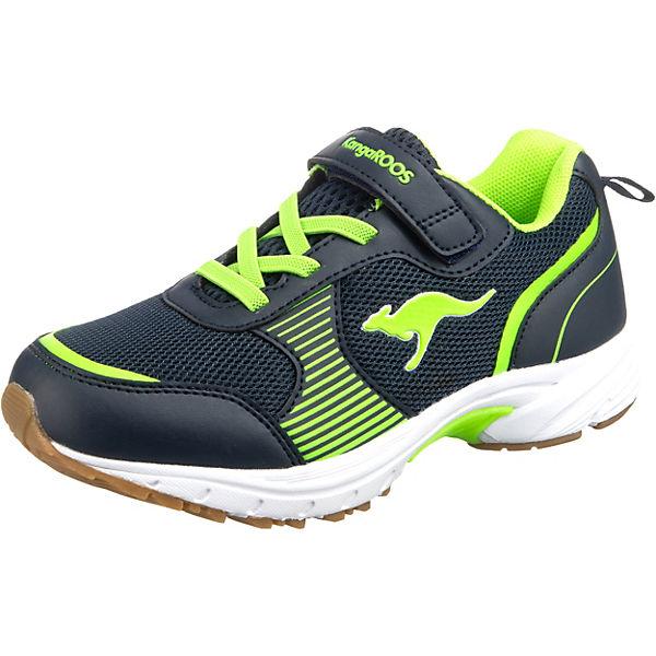Gutes Angebot KangaROOS Kinder Sneakers low NIKO II EV blau/grün